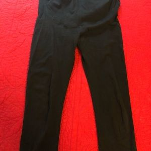 Pants - Set of 2 maternity work out leggings